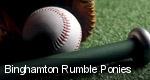 Binghamton Rumble Ponies tickets