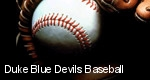 Duke Blue Devils Baseball tickets