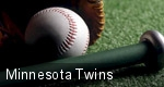 Minnesota Twins tickets