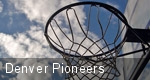 Denver Pioneers tickets