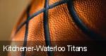 Kitchener-Waterloo Titans tickets