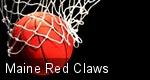 Maine Red Claws tickets