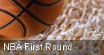 NBA First Round tickets