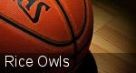 Rice Owls tickets