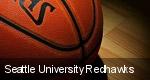 Seattle University Redhawks tickets