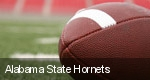 Alabama State Hornets tickets