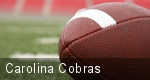 Carolina Cobras tickets