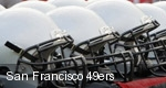 San Francisco 49ers Candlestick Park tickets