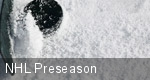 NHL Preseason tickets