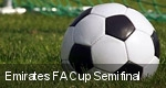 Emirates FA Cup Semifinal tickets