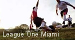 League One Miami tickets