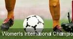 Women's International Champions Cup tickets