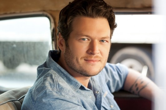Blake Shelton Tulsa Tickets on October 04, 2013 at Bank Of Oklahoma Center Tulsa