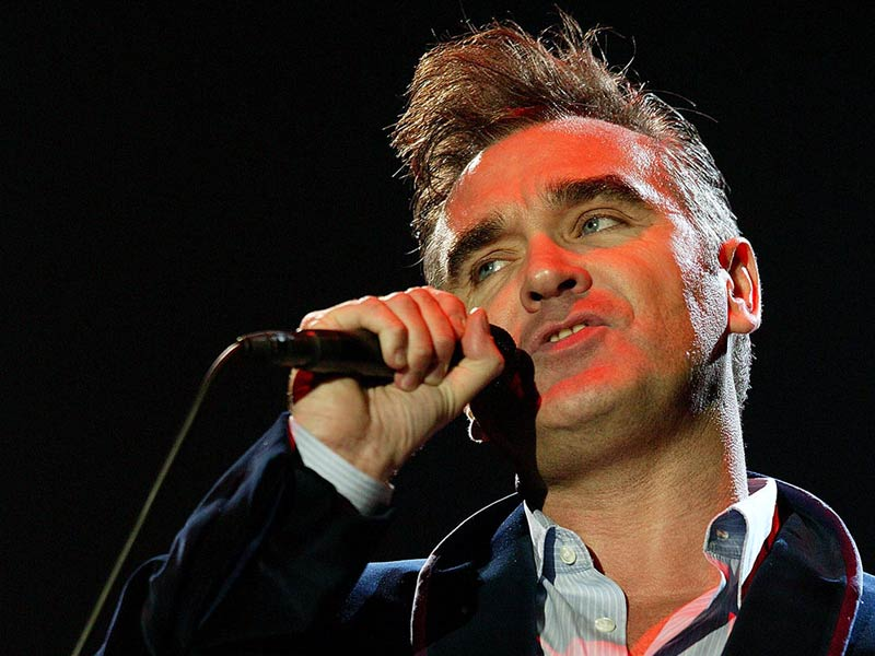Morrissey Chicago Tickets on November 25, 2017 at Riviera Theatre Chicago