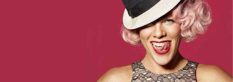 Pink Boston Tickets on April 10, 2018 at TD Garden Boston