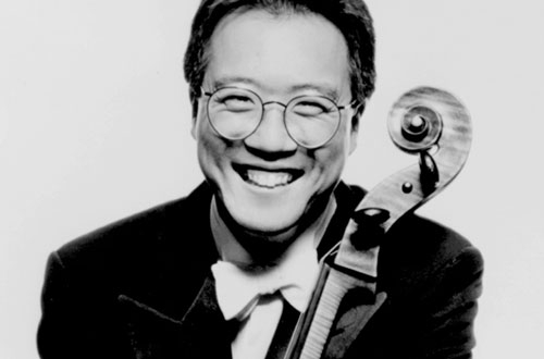 Yo Yo Ma Bethel Tickets on August 16, 2013 at Bethel Woods Center For The Arts Bethel