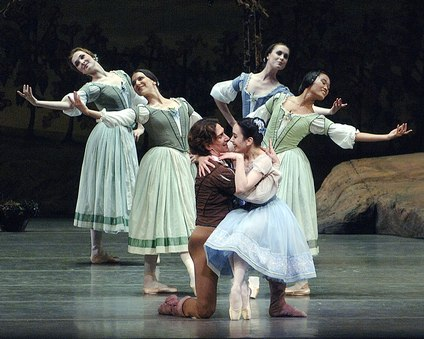 Giselle Indianapolis Tickets on April 23, 2017 at Clowes Memorial Hall Indianapolis