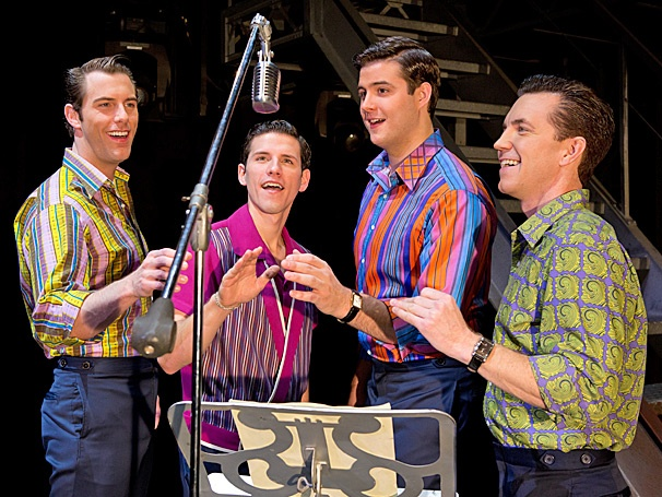 Jersey Boys Baltimore Tickets on November 24, 2013 at Hippodrome Theatre At The France Baltimore