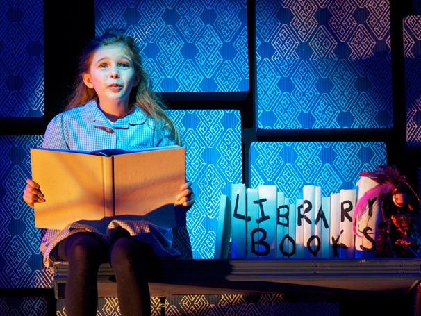 Matilda - The Musical New York Tickets on April 06, 2014 at Shubert Theatre New York