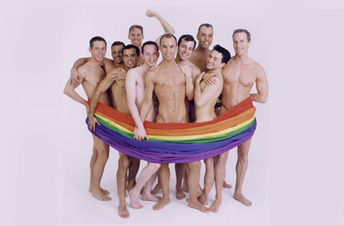 Naked Boys Singing New York Tickets on November 30, 2013 at Kirk Theater New York