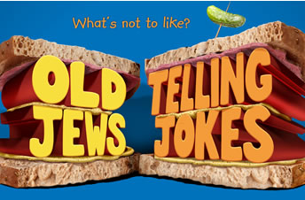 Old Jews Telling Jokes New York Tickets on September 01, 2013 at Westside Theatre Downstairs New York