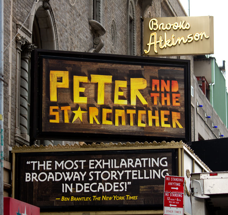 Peter and the Starcatcher Denver Tickets on September 01, 2013 at Ellie Caulkins Opera House Denver
