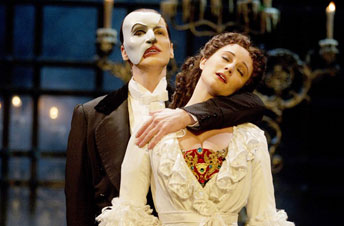 Phantom of the Opera New York Tickets on September 28, 2013 at Majestic Theatre New York