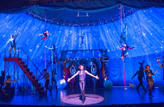 Pippin New York Tickets on December 22, 2013 at Music Box Theatre New York