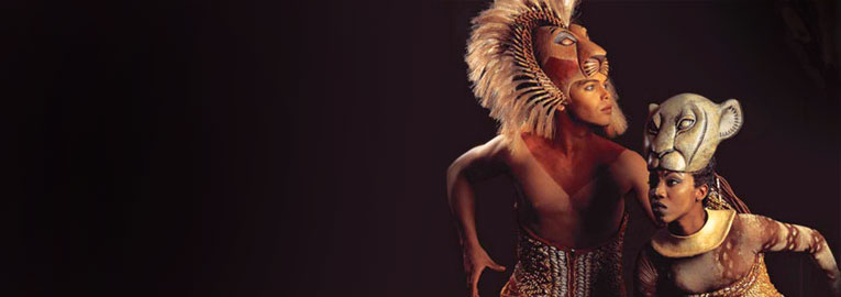The Lion King Nashville Tickets on June 02, 2013 at Tennessee Performing Arts Center Nashville