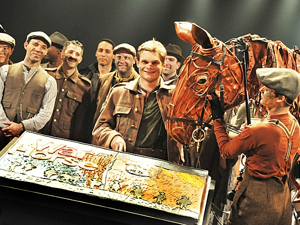 War Horse Austin Tickets on May 11, 2014 at Bass Concert Hall Austin