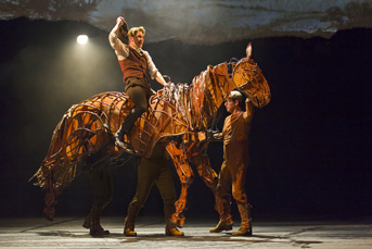 War Horse Baltimore Tickets on February 09, 2014 at Hippodrome Theatre At The France Baltimore