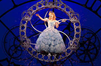 Wicked Philadelphia Tickets on August 04, 2013 at Academy Of Music Philadelphia