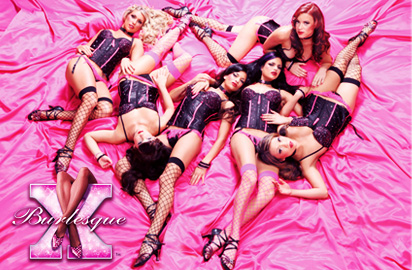 X - Burlesque Las Vegas Tickets on June 30, 2013 at Flamingo Hotel Las Vegas