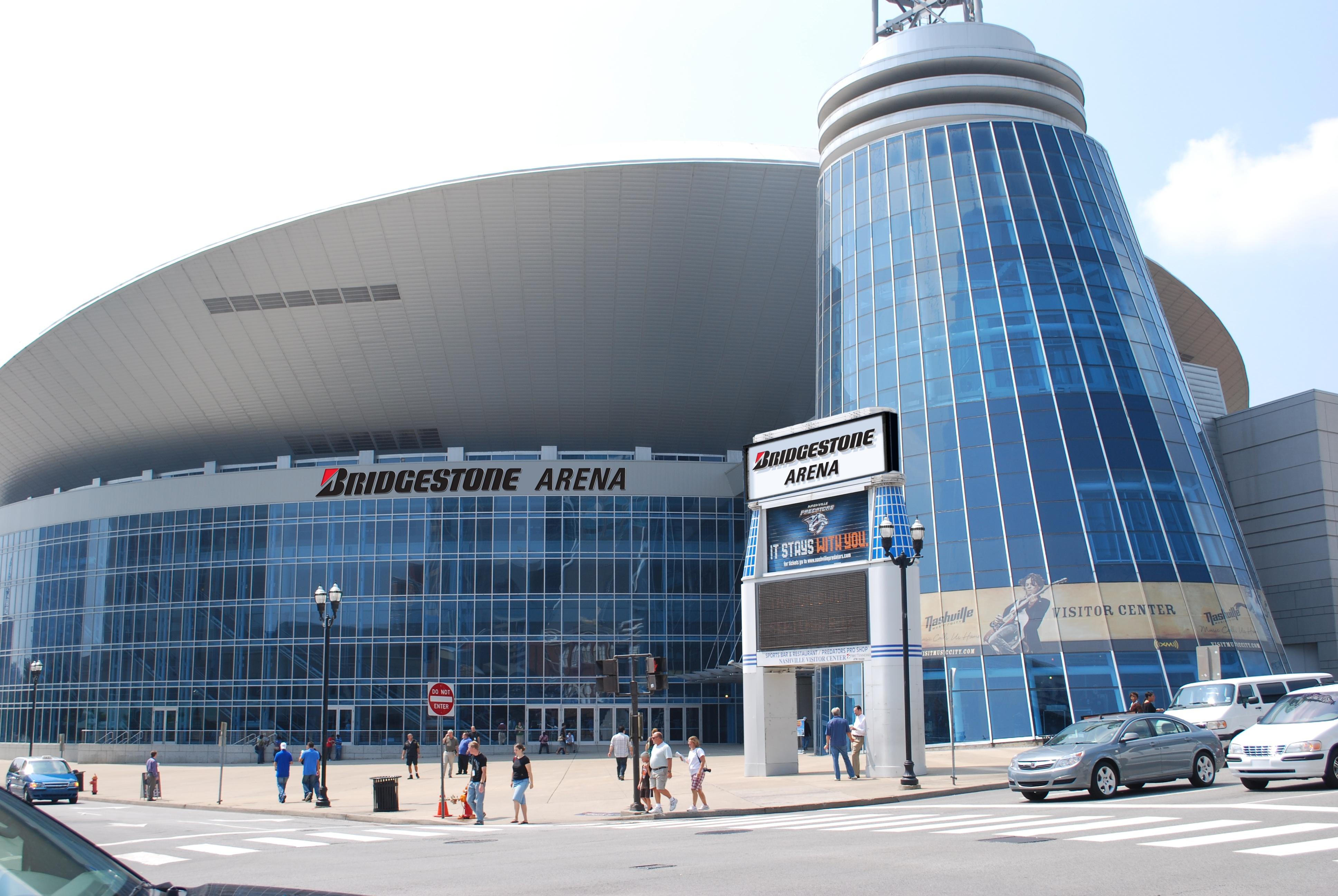 <a href='http://www.ticketsreview.com/bridgestone-arena.html'>Bridgestone Arena tickets</a>